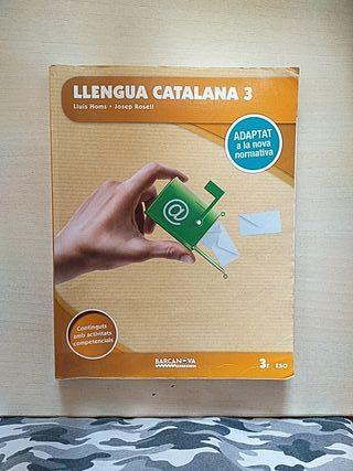 Llengua Catalana 3r ESO Barcanova