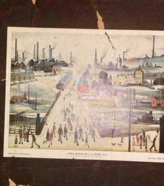 Old Lowry Prints