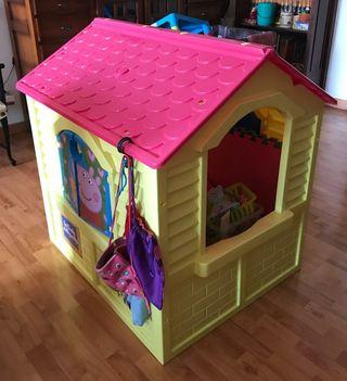 casa juguete Peppa pig