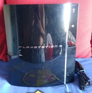 CONSOLA PS3 40GB LECTOR ROTO