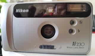 Camara fotográfica Nikon