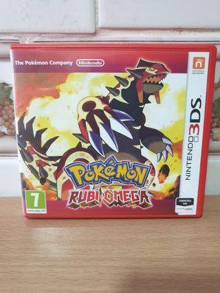 Pokémon Rubi Omega