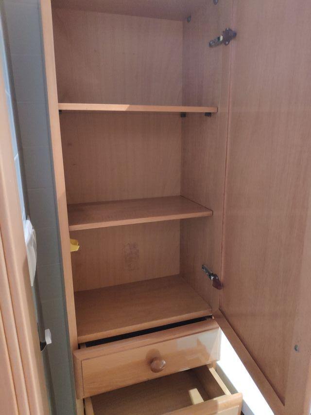mueble baño armario