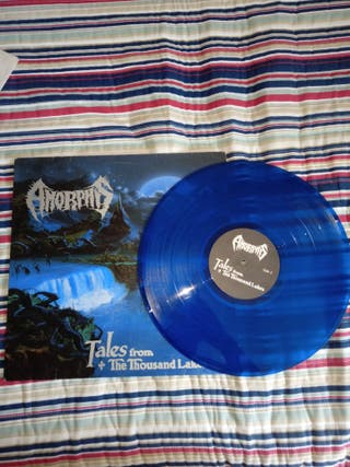Amorphis - Tales from the thousand lakes original