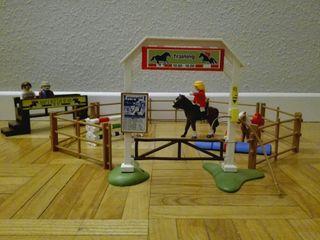 Hipódromo playmobil