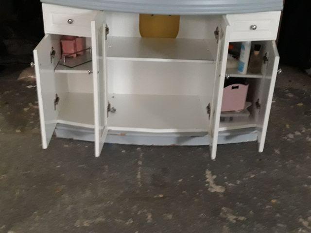 mueble baño 100 cm
