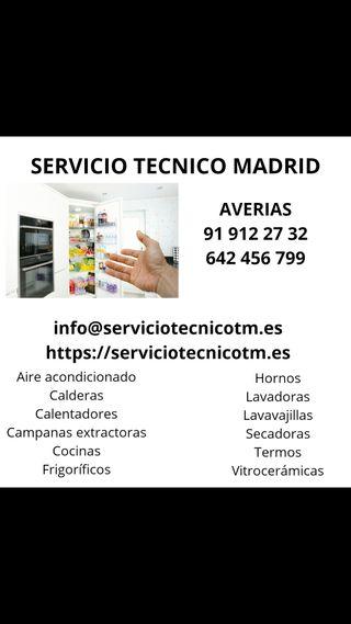 Servicio Técnico. Reparación de electrodomesticos