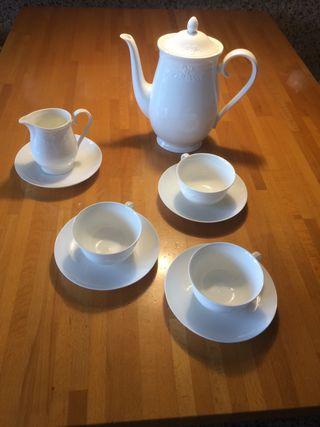 Vajilla nueva marca VILLEROY Y BOCH porcelana