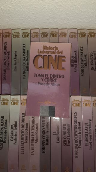 VHS - Historía de nuestro cine
