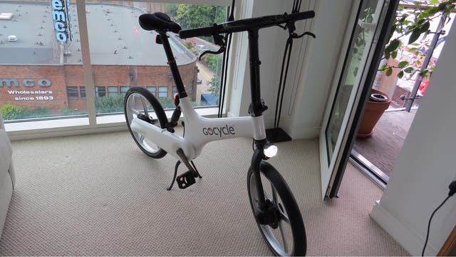 Gocycle Go Cycle g2 Electric Bike