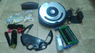 DESPIEZE aspirador Roomba 555