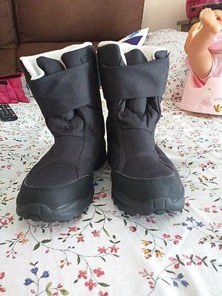 botas de nieve numero36