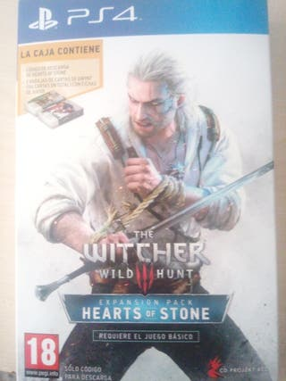 Hearts Of Stone PS4