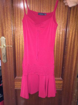 Vestido rojo talla S