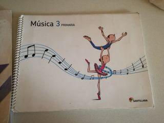 Música 3°Educación Primaria