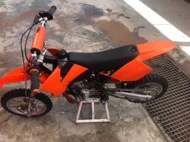 Ktm 50 sx 2007