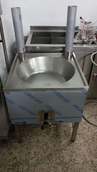 Máquinaria de churro