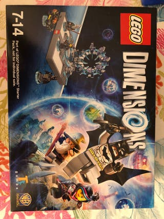 Starter Pack Lego Dimensions Ps4