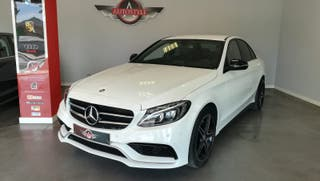 Mercedes-Benz C 220 d Aut. 7G Look 63 AMG - Led -