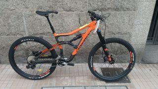 Bicicleta de enduro Cannondale Trigger 2018 M