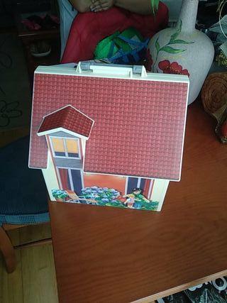 casa muñecas de Playmobil