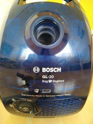aspiradora Bosch semi nueva