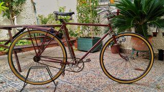 Bicicleta Orbea antigua de varillas