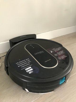 Conga robot aspirador