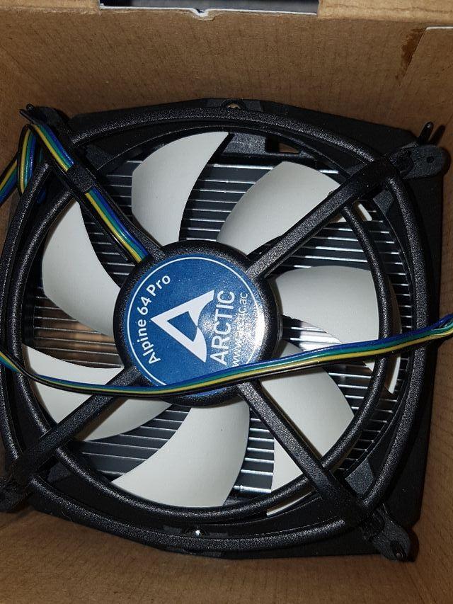 Disipador Arctic Alpine 64 pro