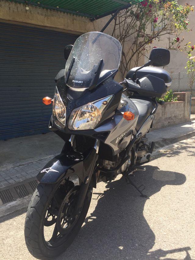 Suzuki DL Vstrom 650