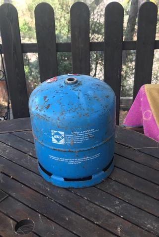 Camping Gas / Bombona de butano tamaño pequeño