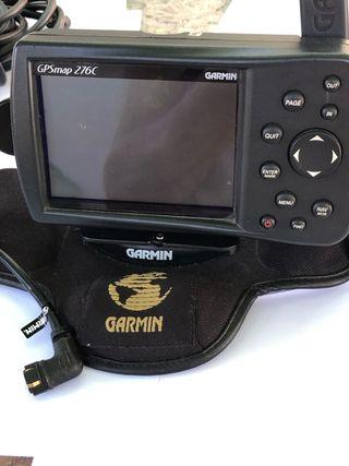 GPS GARMIN 276 C