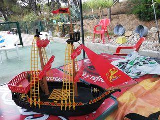 barco pirata 4424 playmobil