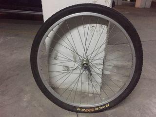 Llanta bici 26 pulgadas