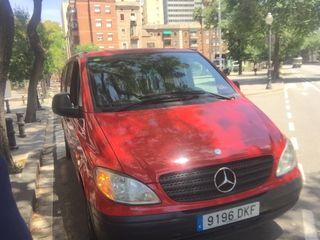 Mercedes Vito (32,000klmt reales)6plazas mixta