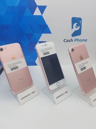 Iphone 7 128GB Rosa Ocasión