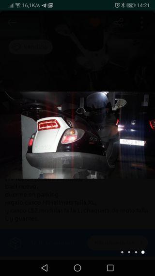 Moto Piaggio x9 125cc