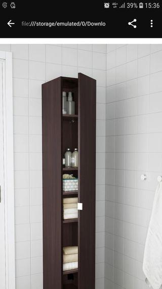 mueble baño doble puerta