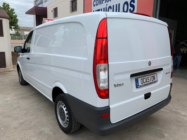 Mercedes-Benz Vito 2014 LARGA LIBRO IMPECABLE