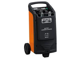 Cargador 12/24V arrancador baterias Booster
