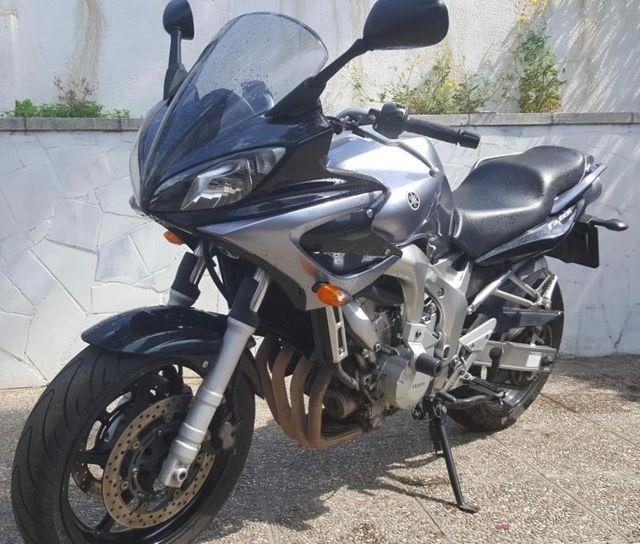 Vendo moto Yamaha Fazer FZ6-S poco uso