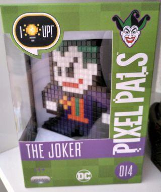 Pixel Pals Joker + Figura