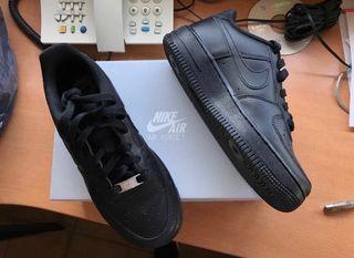 Nike Air Force Negras