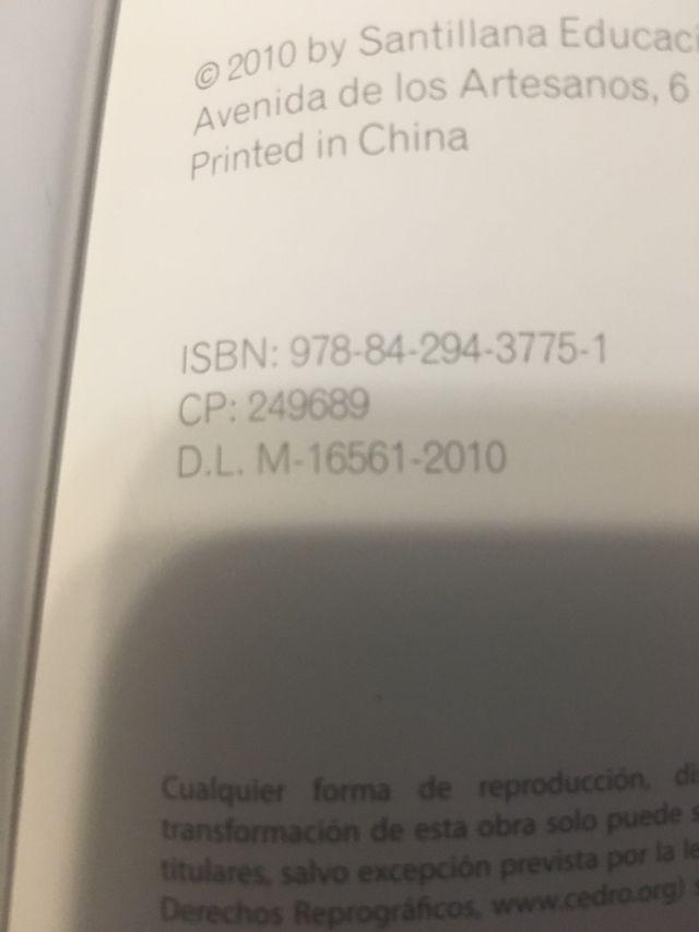 MATEMÁTICAS 3ESO Ed Santillana