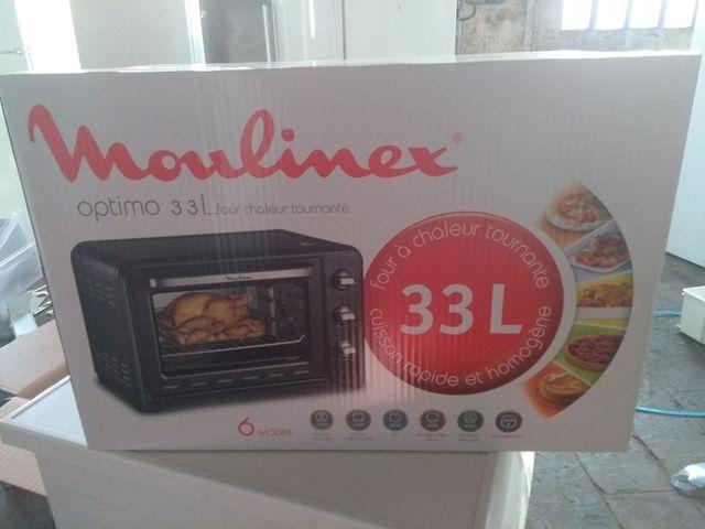 Horno Eléctrico Moulinex 33L NUEVO