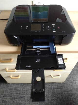 Printer and scanner Canon