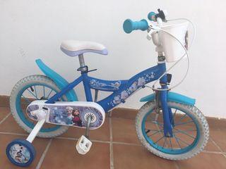 Bicicleta Frozen