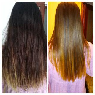 botox restaurador de cabello