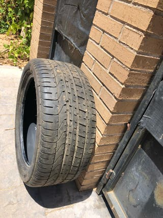 Neumático Pirelli Run flat 255/40/17 94W