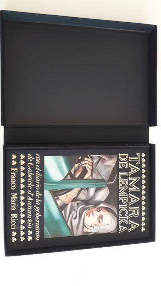 Libro de Tamara de Lempicka (Franco Maria Ricci)